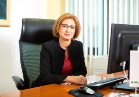 Anita Stojčevska, glavna izvršna direktorica