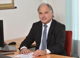 Csaba Csikos, direktor divizije Tveganja