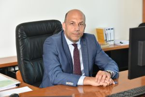 Spyridon Ntallas, direktor divizije Finance