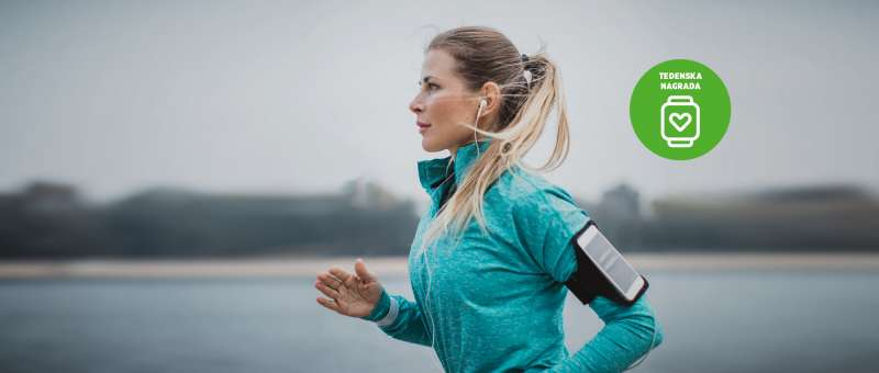 #VZTRAJAM IZZIV: 21 dni, da navada zaživi. 10.000 korakov, da fit postaneš ti!