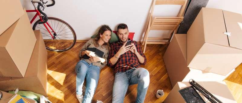 S stanovanjskim kreditom do novega doma