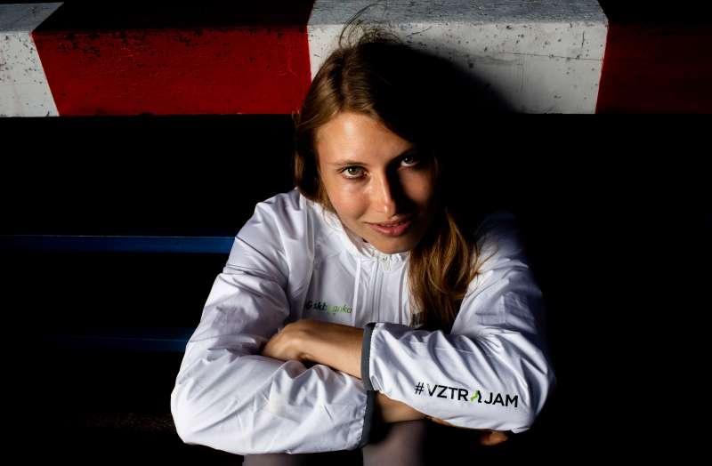 Podpiramo šport - osebno sponzorstvo vrhunske atletinje Maruše Mišmaš