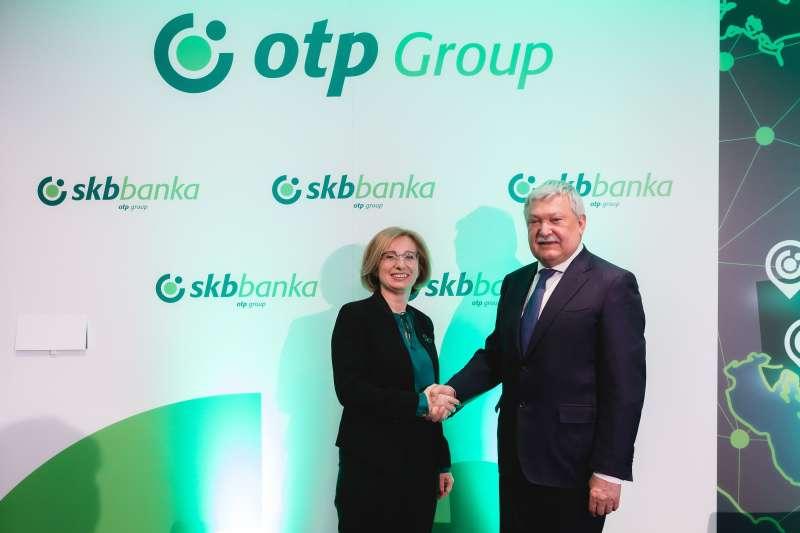 OTP BANKA JE USPEŠNO ZAKLJUČILA PREVZEM SKB BANKE