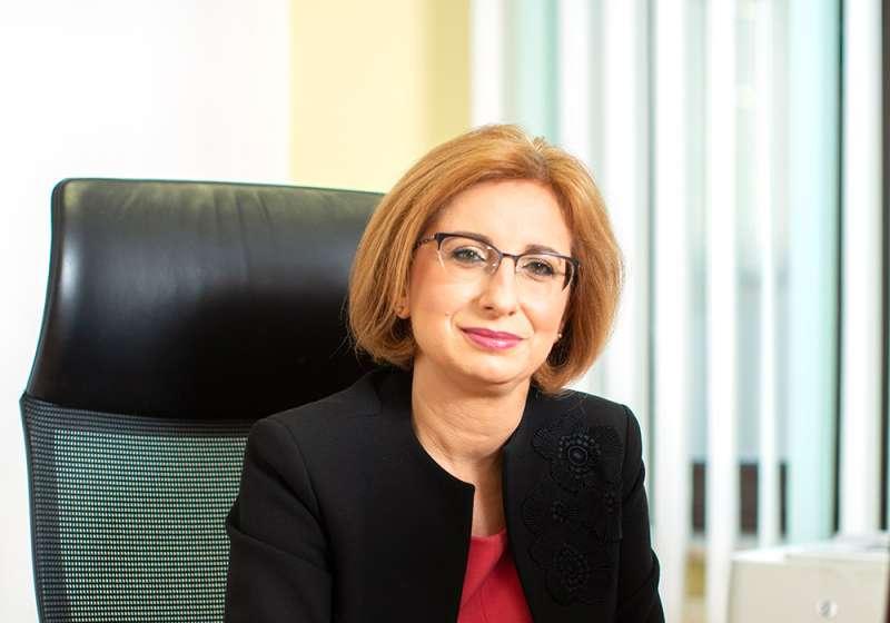 Glavna izvršna direktorica SKB banke sporoča