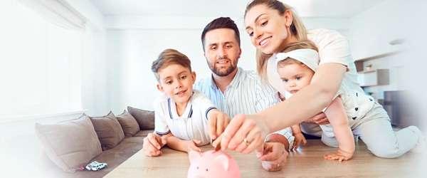 Kakšen je vpliv varčevanja v skladih na socialne transferje?