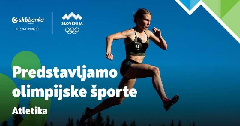 Olimpijska športna panoga: Atletika