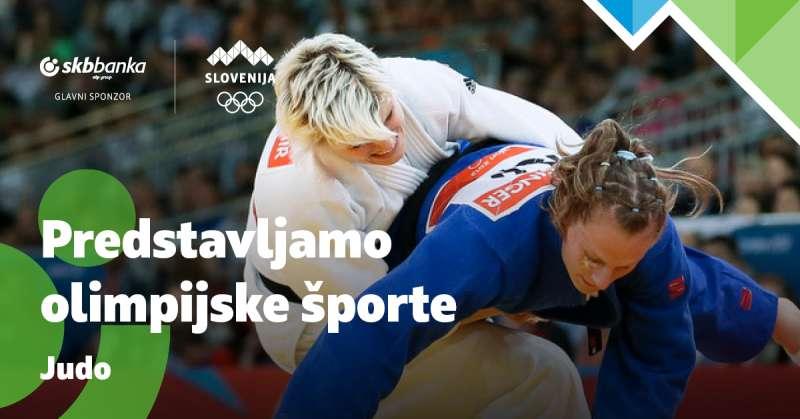 Olimpijska športna panoga: Judo