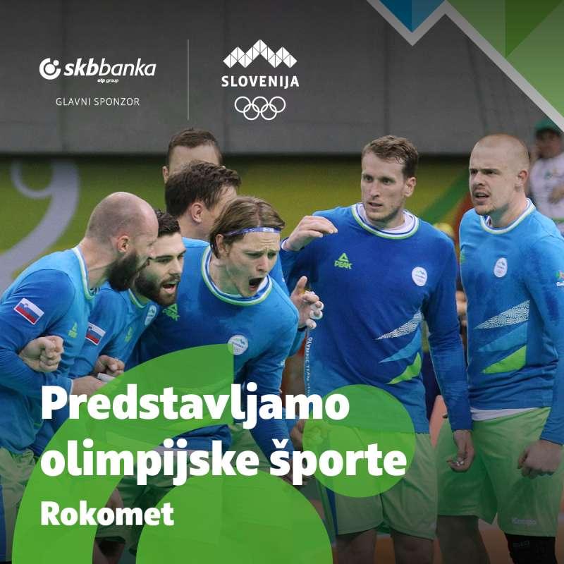 Olimpijska športna panoga: Rokomet