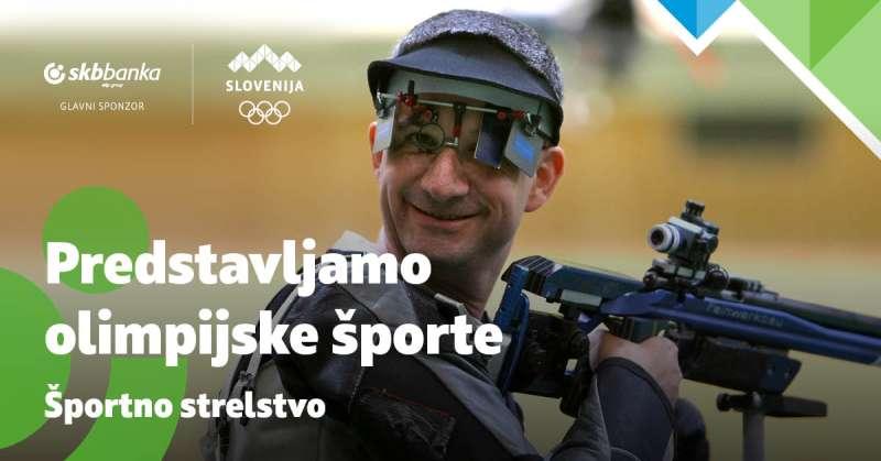 Olimpijska športna panoga: Športno strelstvo