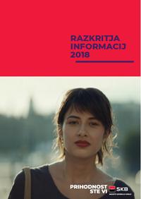 RAZKRITJA INFORMACIJ 2018
